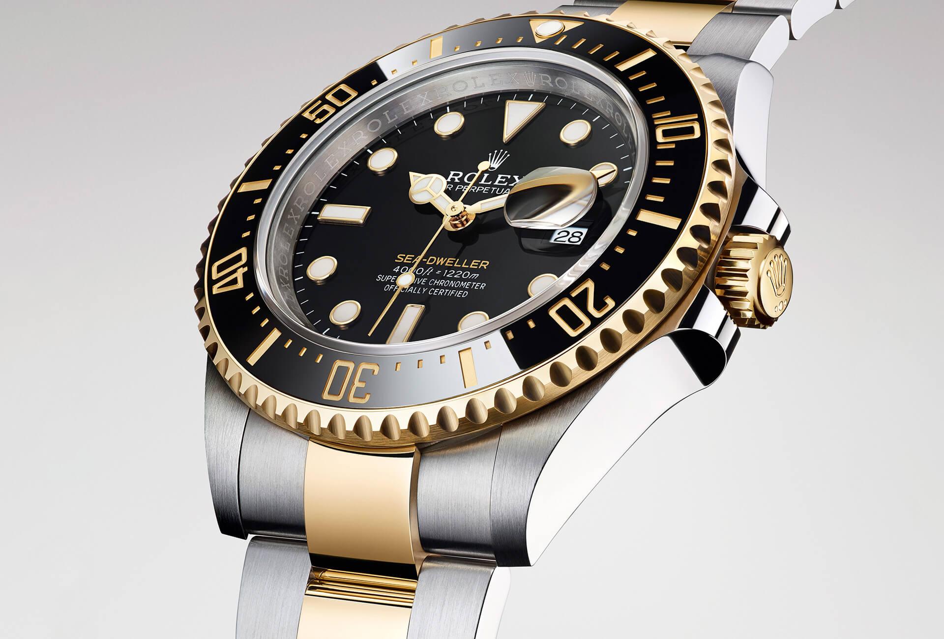 Top 6 Luxury watch brands - Rolex