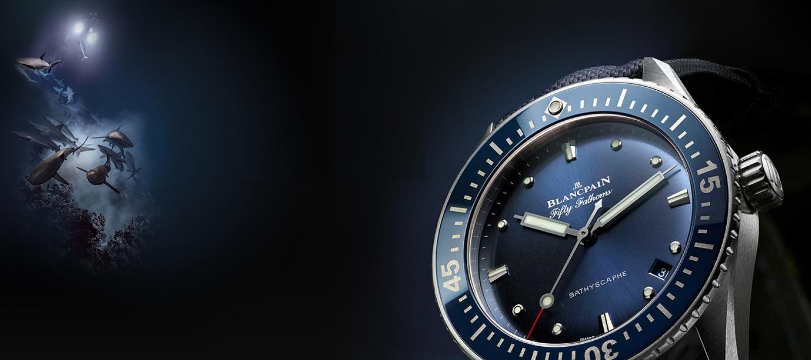 Best watch brands - Blancpain
