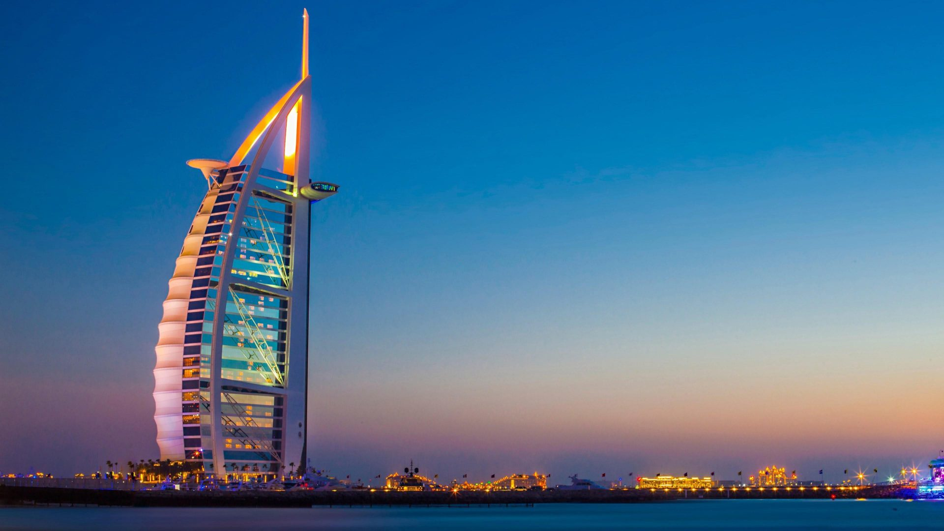 Burj Al Arab hotel-one of the world's most expensive hotels
