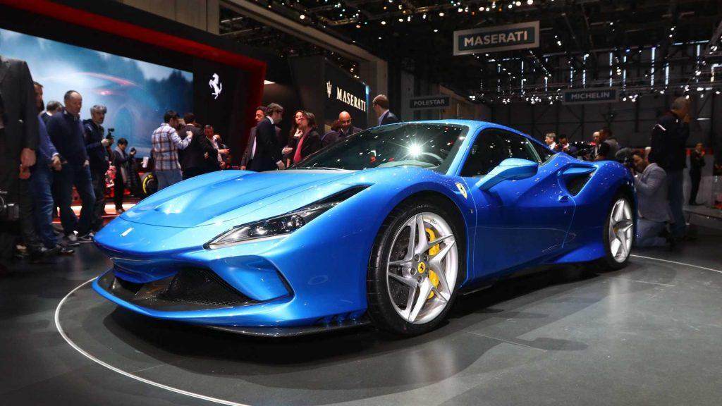 ferrari f8 tributo – Top 5 Car Brands 2020