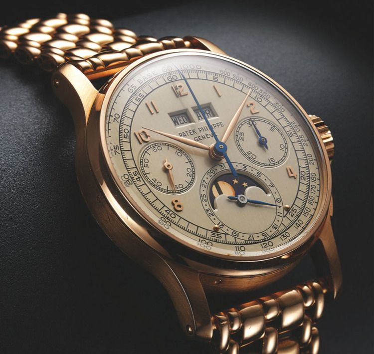 pat ref – Top Luxury Watch Brands With Their Insane Prices 2020