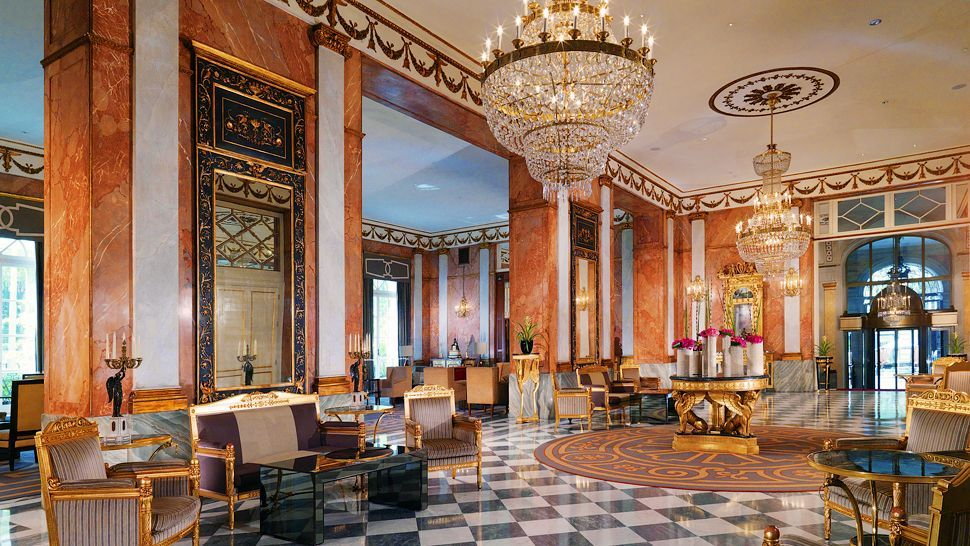 wast2 – World's Most Expensive Luxurious Hotels
