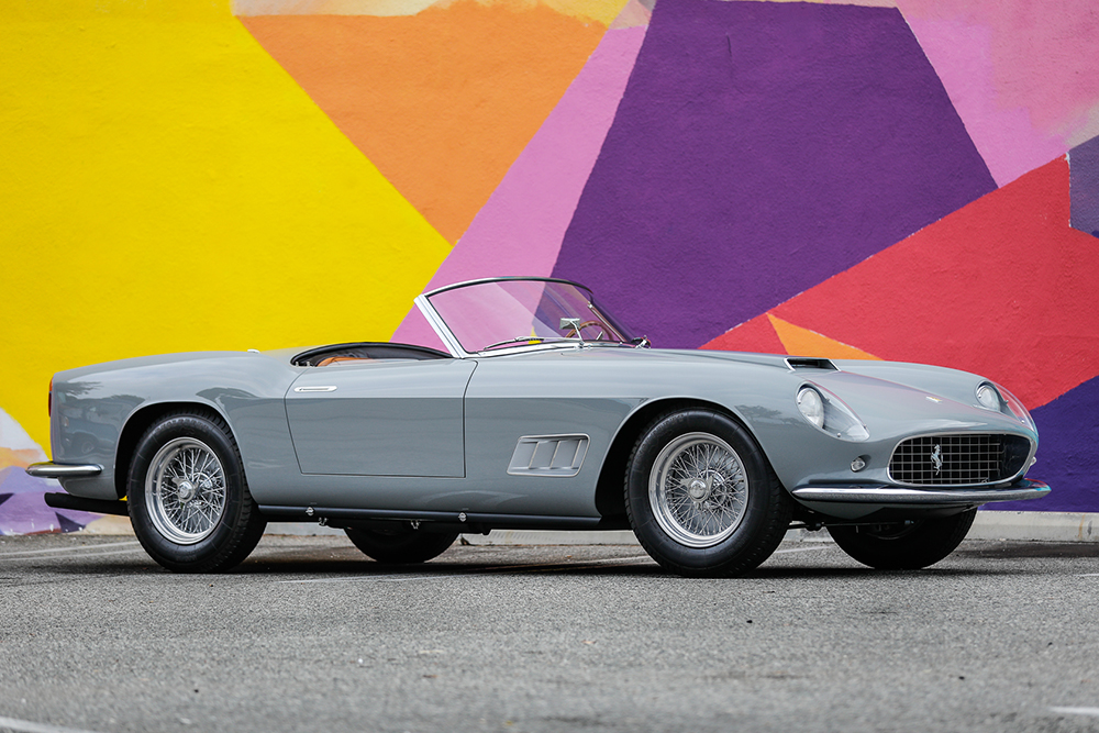 The Most Expensive Cars Sold at Auction in 2019