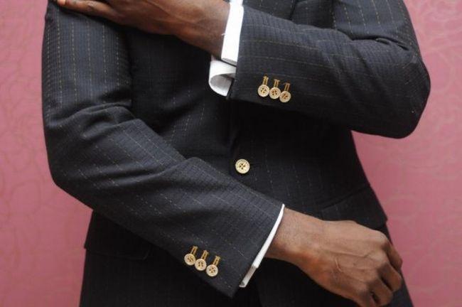 Best suits for men - Alexander Amosu Vanquish II Bespoke - Newgen Luxury