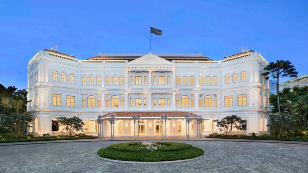 Singapore 1 – Singapore Hotels - Most Expensive Luxury 5-Star Hotels 2019