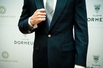 Best suits for men - Dormeuil Vanquish II