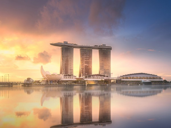Best luxury hotels of Singapore - Marina Bay Sands