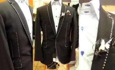 Best suits for men - Stuart Hughes Diamond Edition - The most expensive