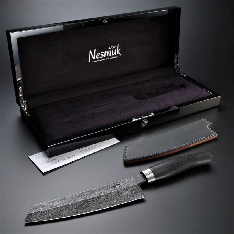 The Most Expensive Nesmuk Knife