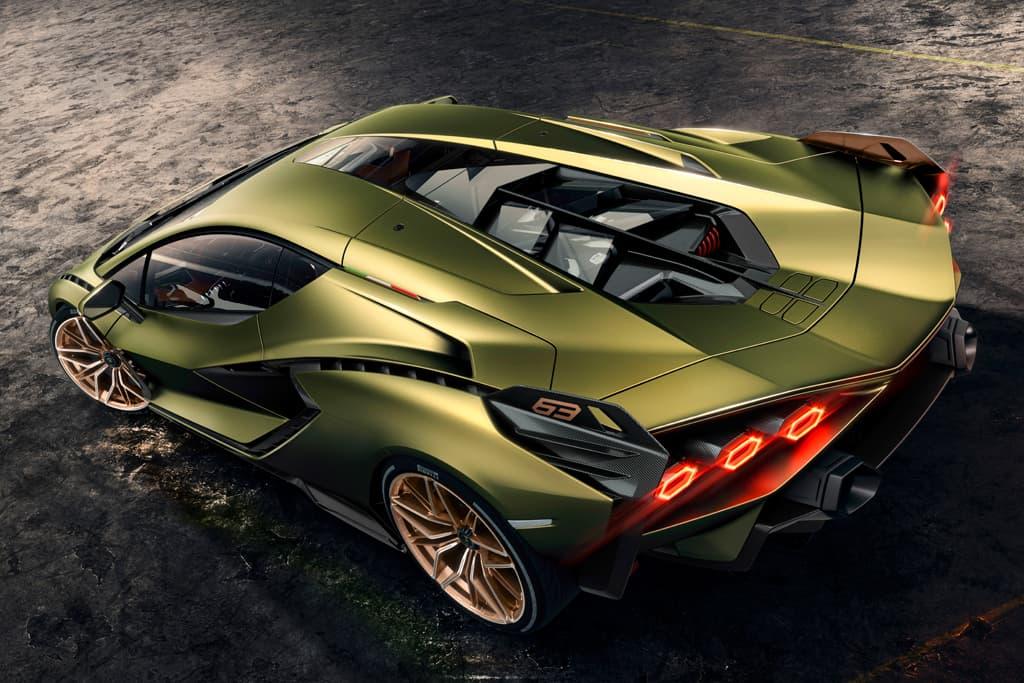 Sian - Lamborghini Concept