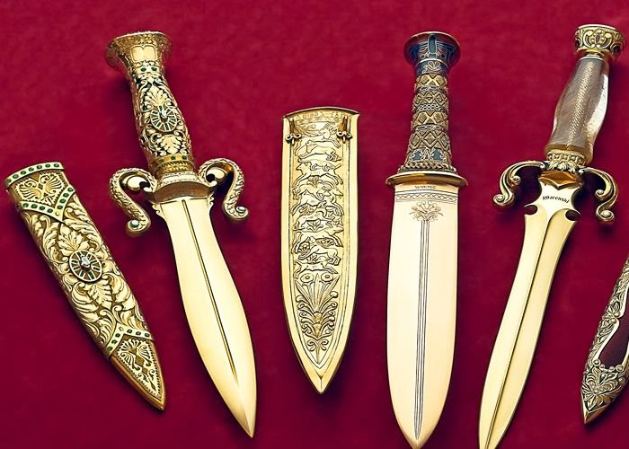 The Most Expensive Pocket Knife