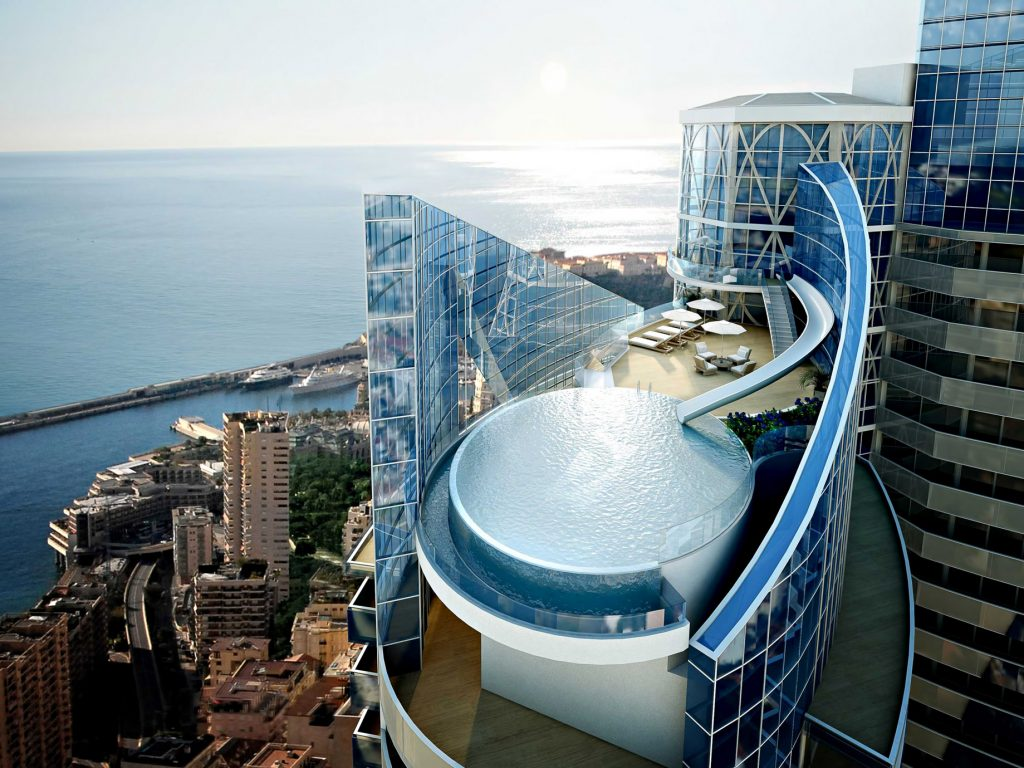 Oden Tower Penthouse - one of the most expensive houses in the world