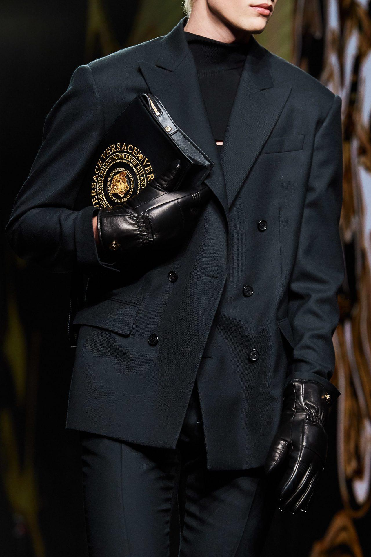 Versace men fall-winter 2020