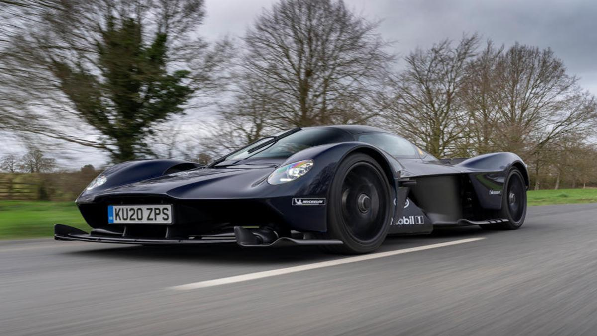 Aston Martins Latest Valkyrie Model 1 – Aston Martin Valkyrie - The Most Capable of Company's Creations