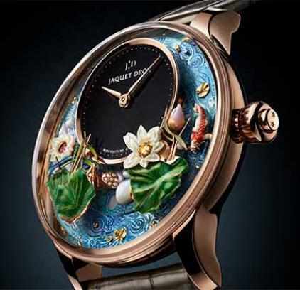 Jaquet Droz Automaton Luxury Watch