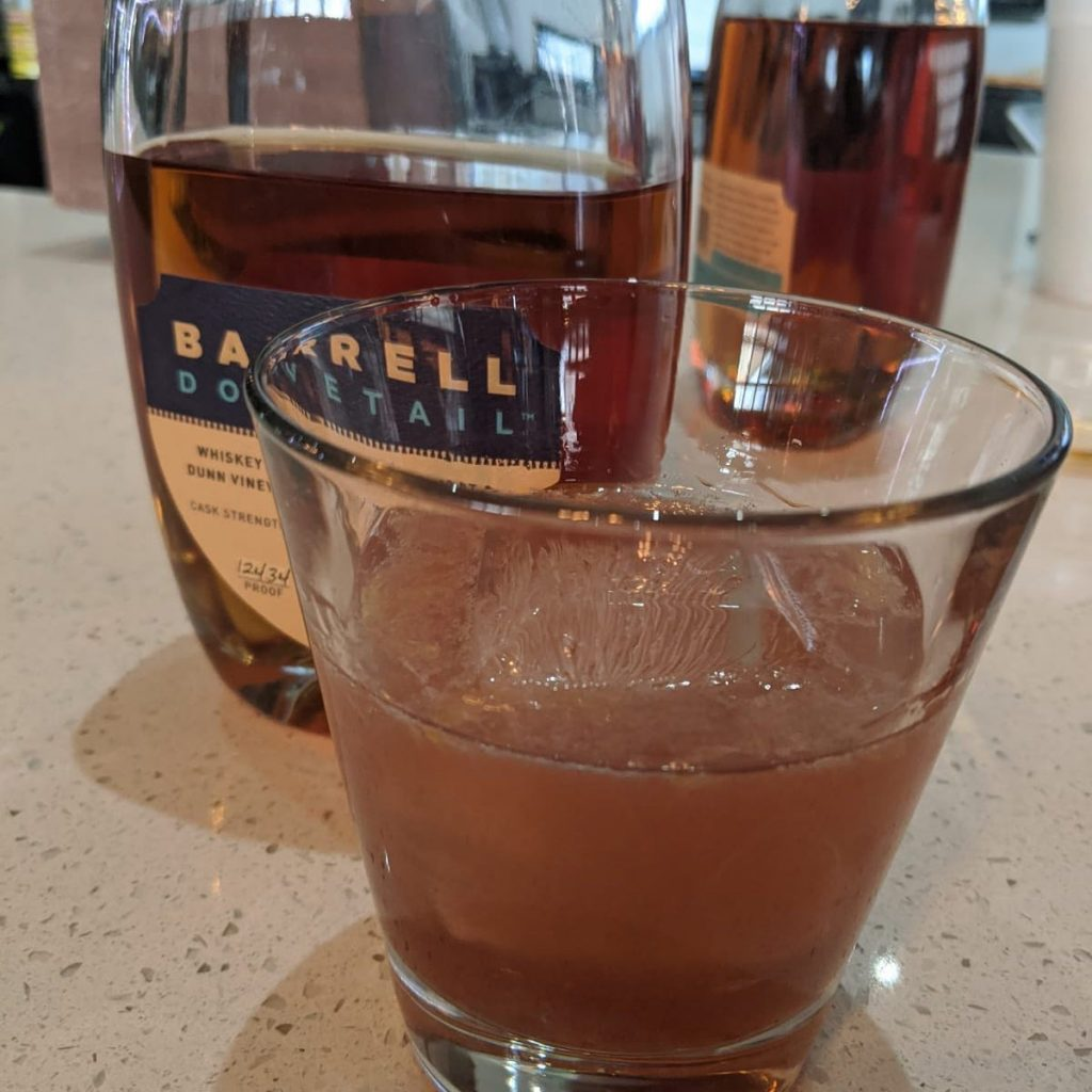 Barrell Bourbon - Blended whiskey