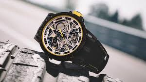Roger Dubuis and Lamborghini New Timepiece