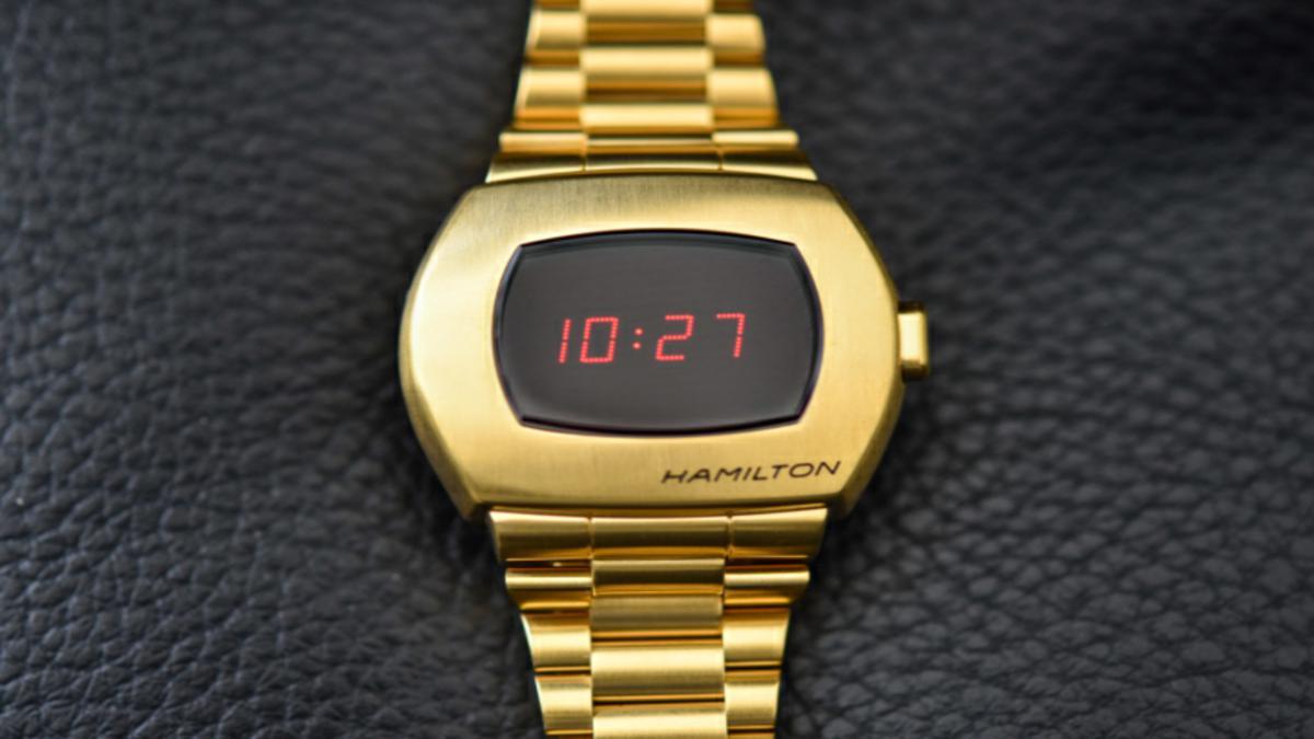 First ever Digital Watch Restoration 1 – First-ever Digital Watch Restoration