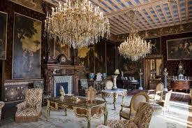 Inside Villa Les Cerdes