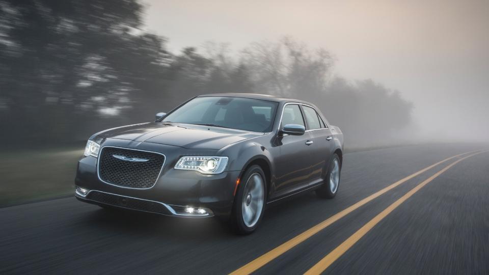 """""""The Latest Chrysler Model"""""""