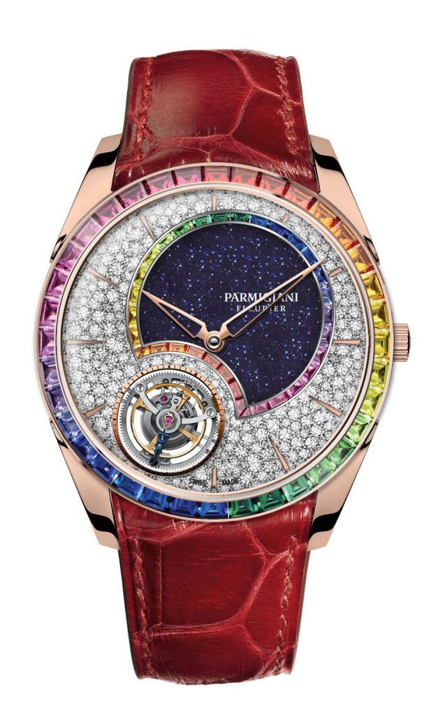 Parmigiani Fleurier New Stylish Tonda 1950