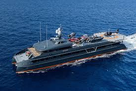 Luxury Watercraft of 217 foot