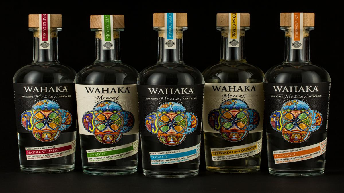 Mezcal Wahaka 1 – MEZCAL - The Signature Spirit of Mexico