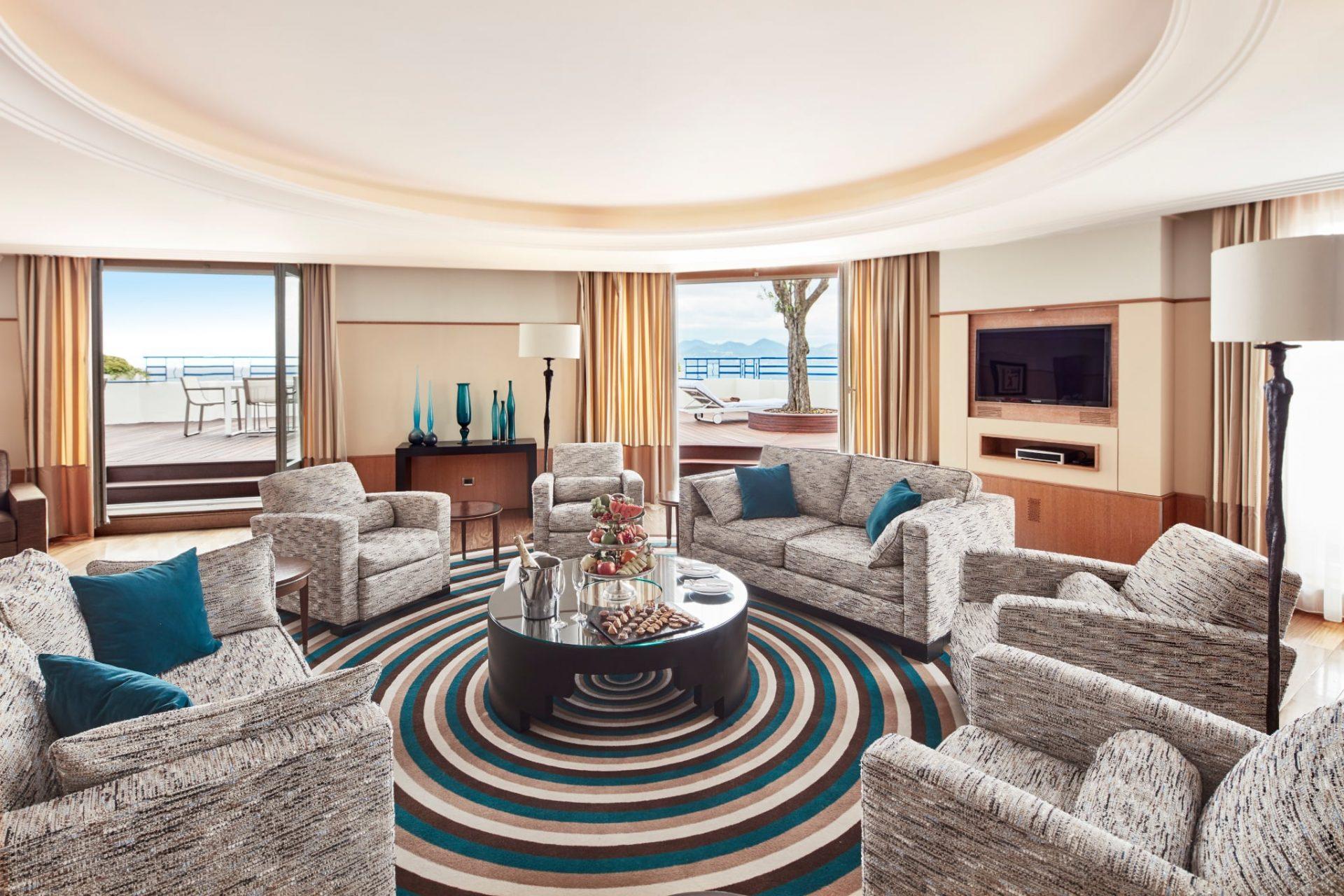 The Penthouse Suite, Hôtel Martinez