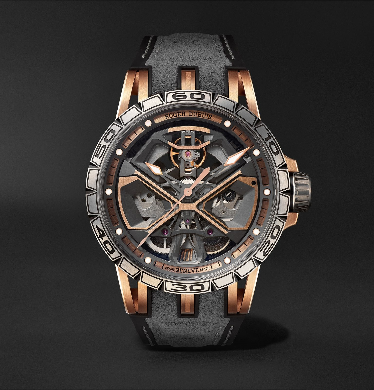 Roger Dubuis and Lamborghini New Timepiece – Roger Dubuis and Lamborghini New Timepiece