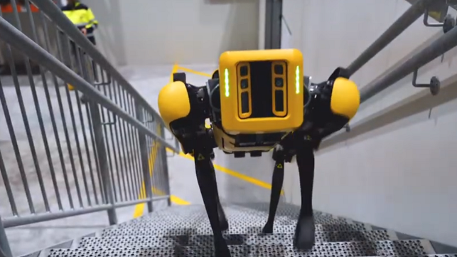 Spot by Boston Dynamics – Boston Dynamics - The Latest Pet Robot