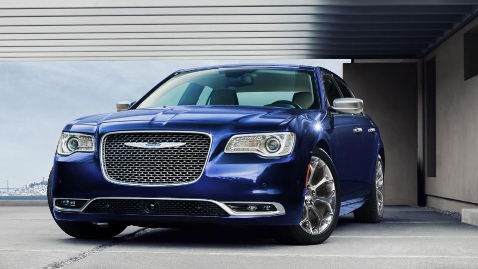 The Latest Chrysler Model