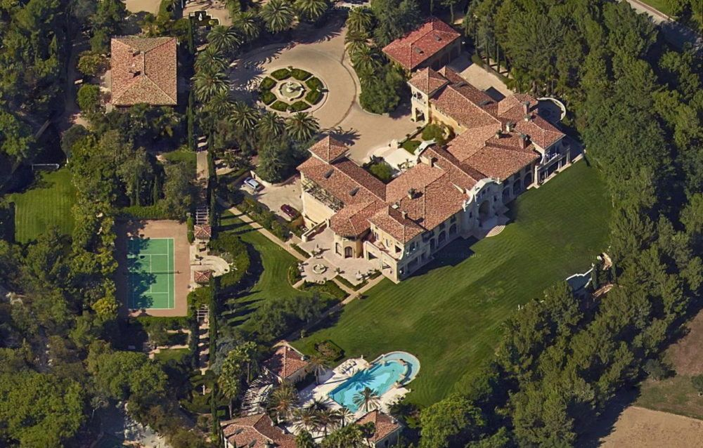 most expensive homes in US