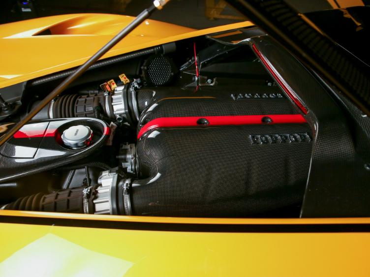 Ferrari Aperta - priciest Ferrari in RM Sotheby's