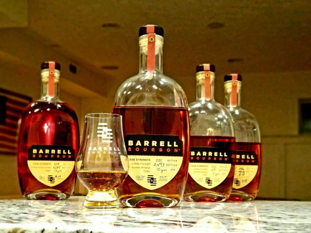 top blended whiskey of 2020 - Barrell Bourbon