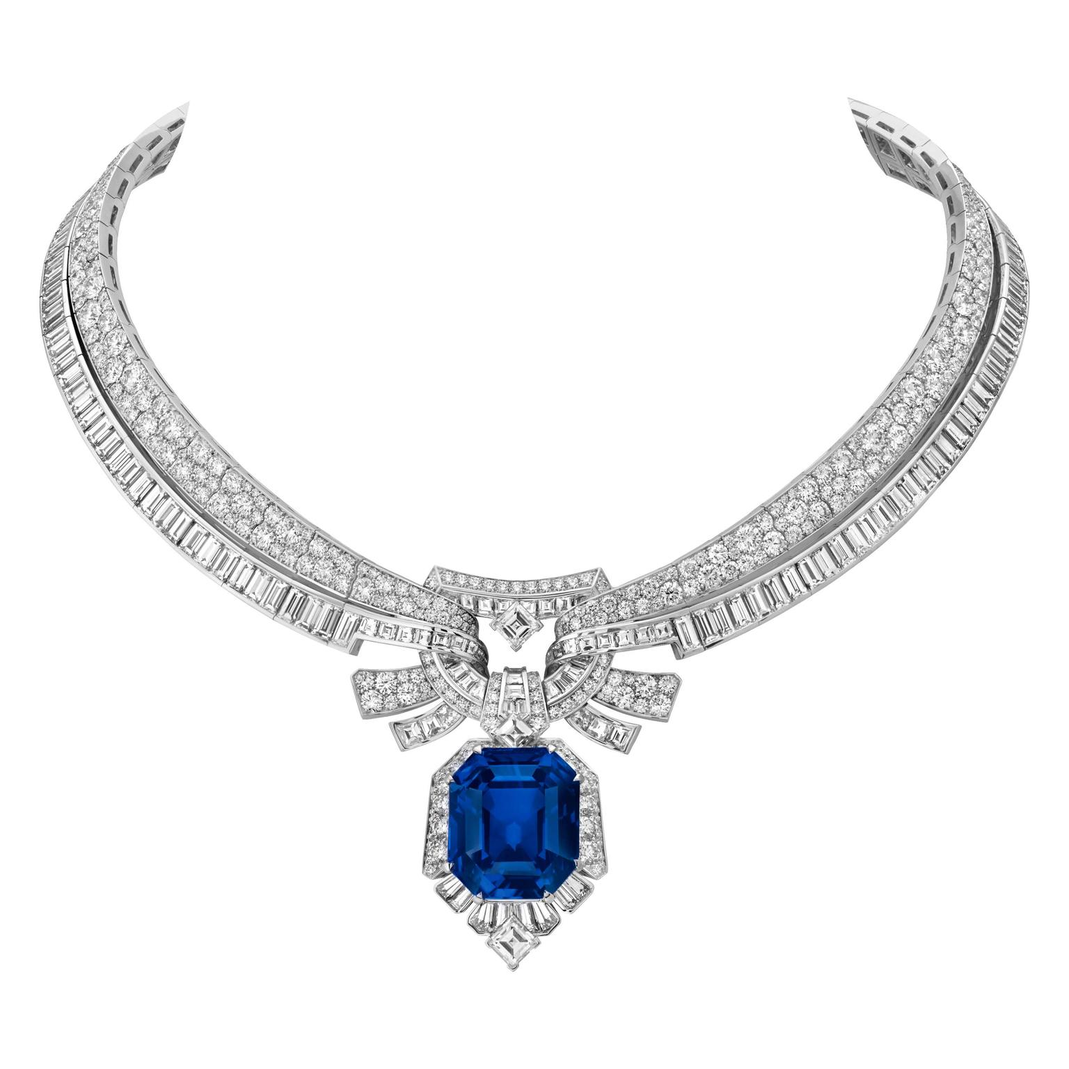 The Jewellery Editor Van Cleef & Arpels Maiolica necklace Romeo and Juliet