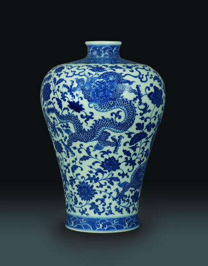 Dragon Lotus – These Pieces of Art Claim To Be The Most Expensive Vases Sold At Auction