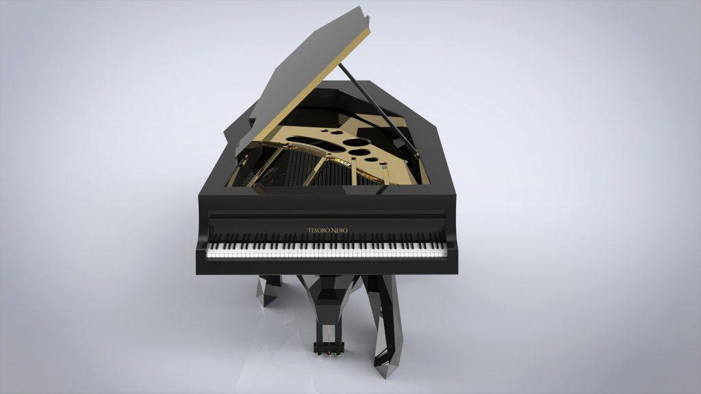 Tesoro Nero Black Panther Piano