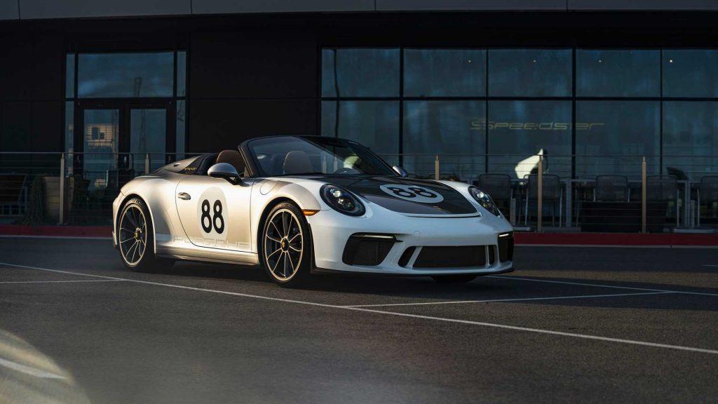 Porsche 911 at auction