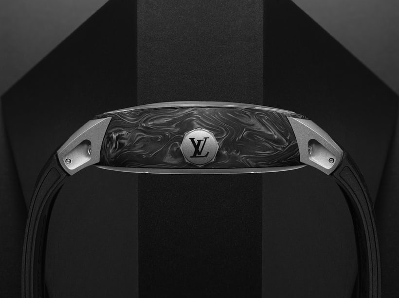 Louis Vuitton Tambour Curve