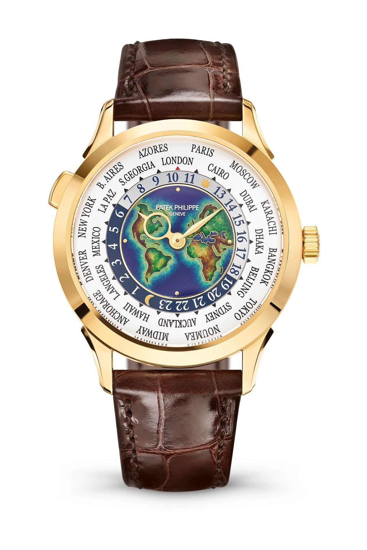 im 75301 – The Charm of  Patek  Philippe  -Luxury  Watches