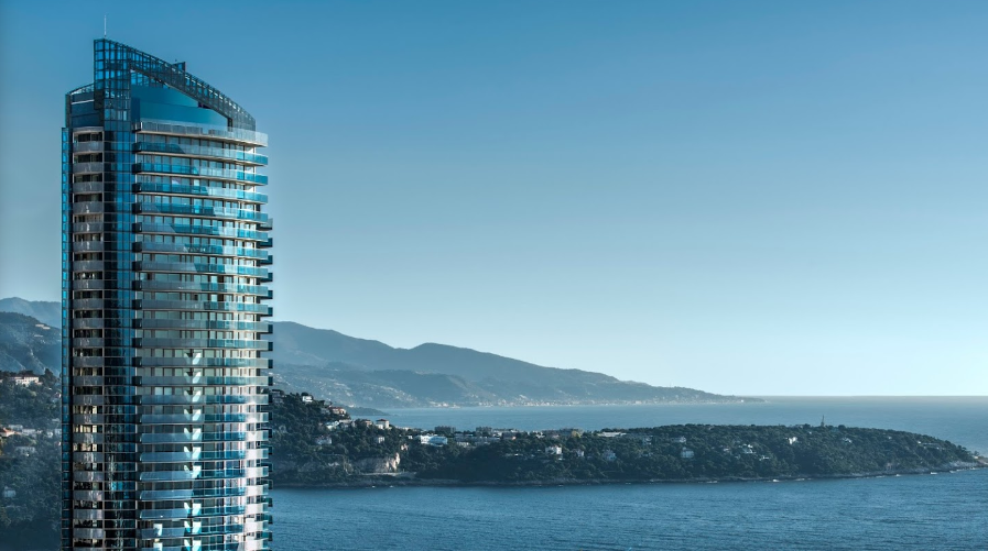 Penthouse apartment of Monaco