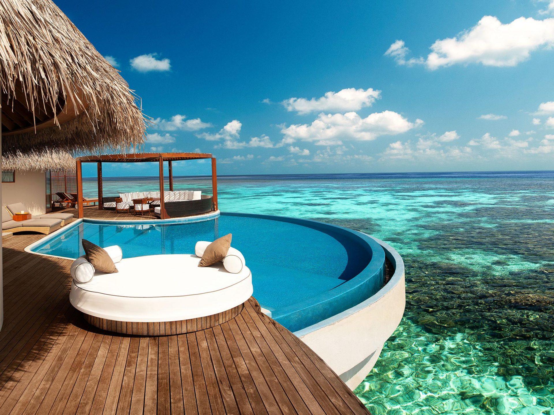 4 – Luxurious Quarantine in The Most Beautiful Island
