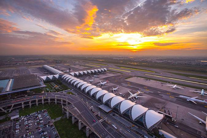 481386 – Most Incredible Airports in The World - A Piece of Luxury Engineering