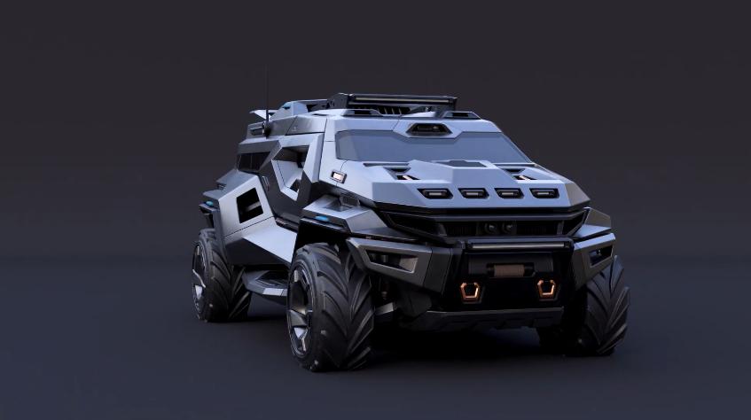 Armortruck SUV