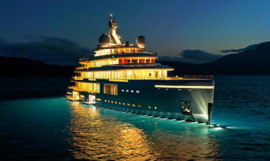 Luminosity Cruise Ship