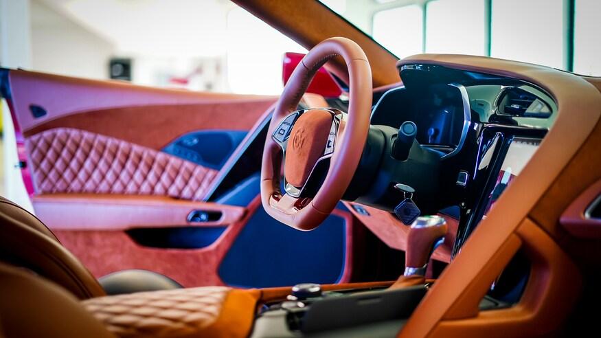 Genovation GXE – Genovation GXE Hypercar is Based on Corvette C7