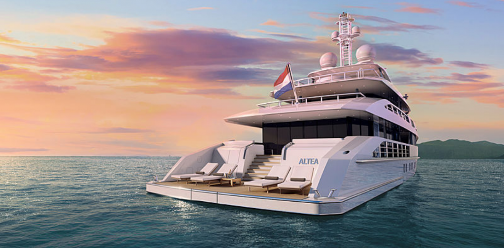 Project Altea by Heesen