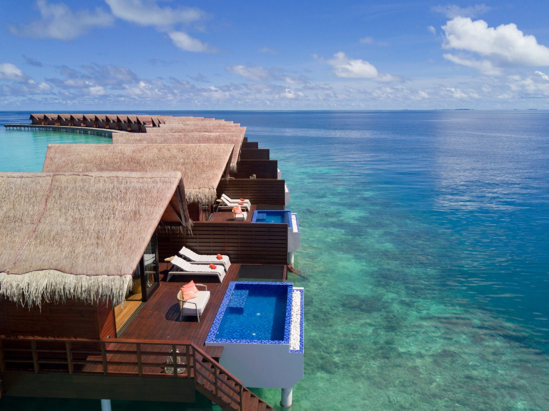 House Reef and Water Villas – Luxurious Quarantine in The Most Beautiful Island