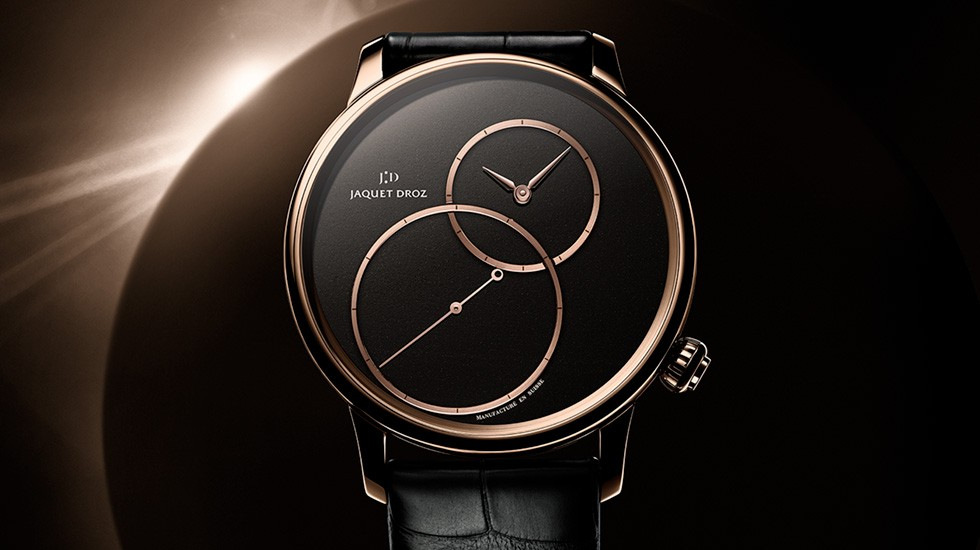 Jaquet Droz Grande Seconde Off centered Black – New Luxury Watches: Jaquet Droz  Exquisite Limited Spring Edition 2020