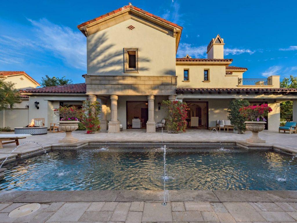 celebrity homes on sale